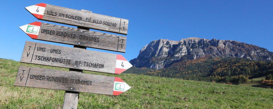 Wandertag Südtirol