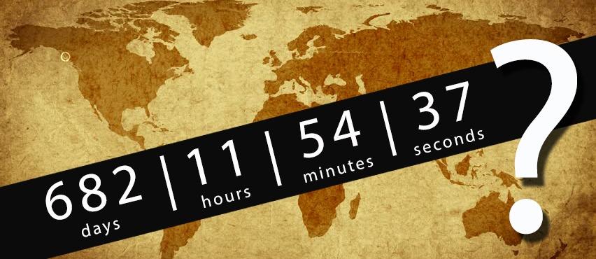 Wie lange geht´s auf Reisen?