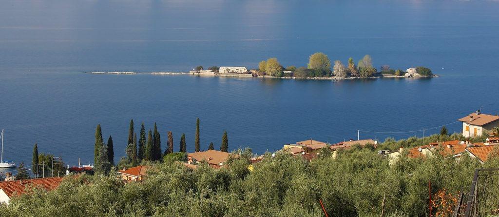 Gardasee im späten Herbst (Foto-Slideshow)