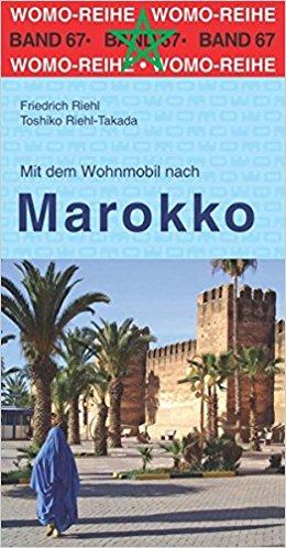 Mit dem Wohnmobil nach Marokko - Reiseführer
