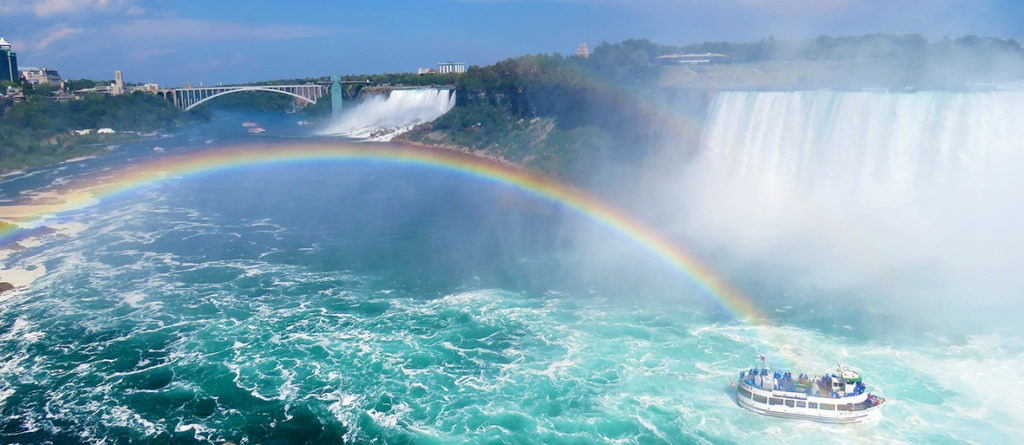 Niagarafälle - Naturwunder und Touristenmagnet (Video)