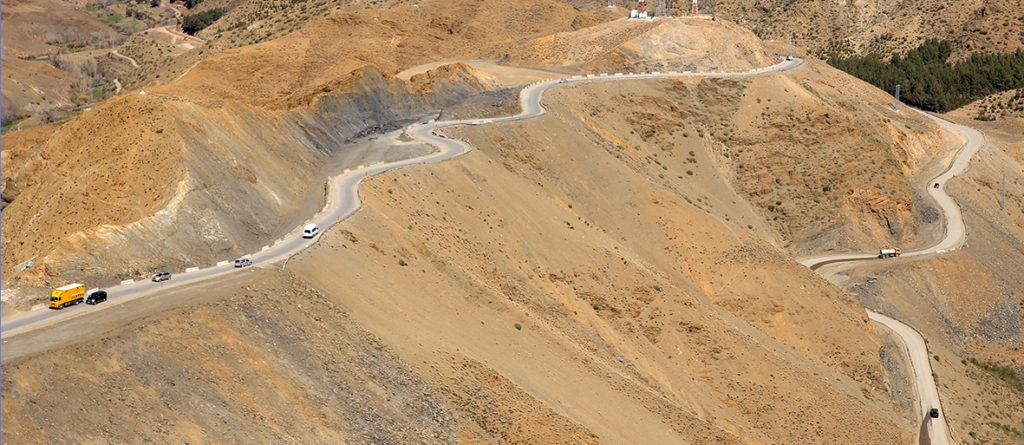 Auf dem Tizi n Test durchs Atlasgebirge (Foto-Slideshow)