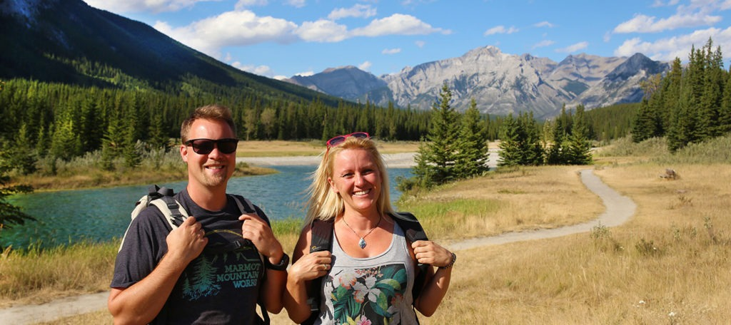 10 kleine Kilometer - Canada Trail Song (Video)